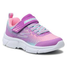 Skechers Взуття Skechers Go Run 650 302430L/PRMT Purple Multi