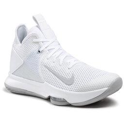 Nike Взуття Nike Lebron Witness IV Tb CV4004 100 White/Wolf Grey/Pure Platinum
