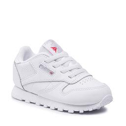 Reebok Взуття Reebok Cl Lthr FZ2093 Ftwwht/Ftwwht/Ftwwht