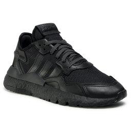 adidas Взуття adidas Nite Jogger FV1277 Cblack/Cblack/Cblack