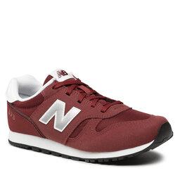 New Balance Laisvalaikio batai New Balance YC373KR2 Vyšninė