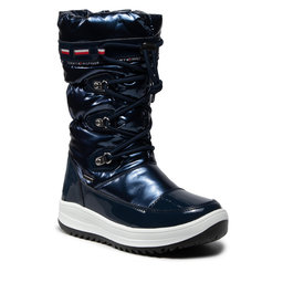 Tommy Hilfiger Sniego batai Tommy Hilfiger Snow Boot T3A6-32035-1240 S Blue 800