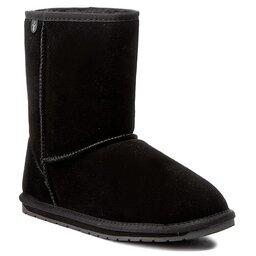 EMU Australia Взуття EMU Australia Wallaby Lo Teens T10102 Black