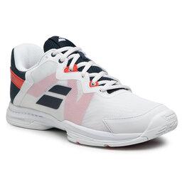 Babolat Взуття Babolat Sfx3 All Court 30S20529 White/Estate Blue