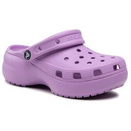 Crocs Шльопанці Crocs Classic Platform Clog W 206750 Orchid