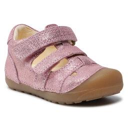 Bundgaard Босоніжки Bundgaard Petit Sandal BG202066 Pink Grille #2 309