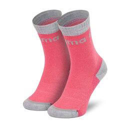 Reima Високі дитячі шкарпетки Reima Saapas 527377 Azalea Pink 3531