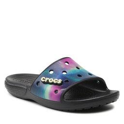 Crocs Шльопанці Crocs Classiccrocsootw 207308 Multi/Black