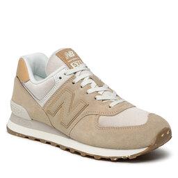 New Balance Laisvalaikio batai New Balance ML574AA2 Smėlio