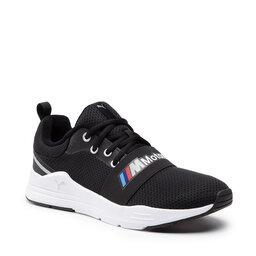 Puma Снікерcи Puma BMW Mms Wired Run 306554 01 Puma Black/Puma Black