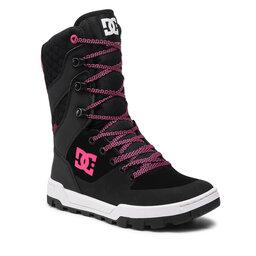 DC Sniego batai DC Nadene Boot ADJB700004 Black/White/Crazy Pink(BW1)
