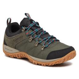 Columbia Трекінгові черевики Columbia Peakfreak Venture Lt BM4486 Nori/Deep Wave 383