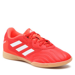 adidas Batai adidas Copa Sense.3 In Sala J FY6157 Red/Ftwwht/Solred