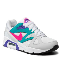 Nike Взуття Nike Air Structure CZ1529 100 White/Hyper Pink/Turbo Green