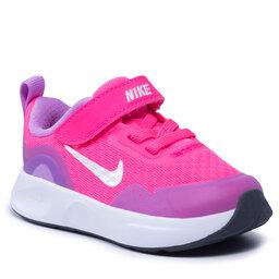 Nike Batai Nike Wearallday (TD) CJ3818 104 Hyper Pink/White/Fuchsia Glow