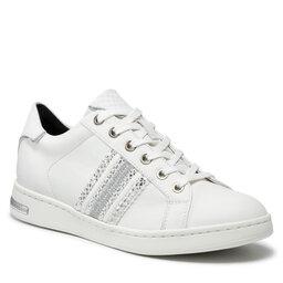 Geox Laisvalaikio batai Geox D Jaysen C D161BC 08541 C1000 White