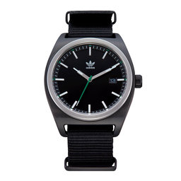 adidas Годинник adidas Process_W2 Z093045-00 Black/Silver/Green/Black