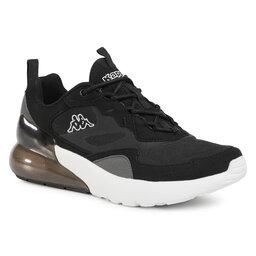 Kappa Снікерcи Kappa Durban 242914 Black/White 1110