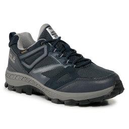 Jack Wolfskin Трекінгові черевики Jack Wolfskin Downhill Texapore Low M 4043851 Dark Blue/Grey