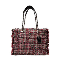 Guess Сумка Guess Cessily HWTR76 79230 BEET RED MULTI
