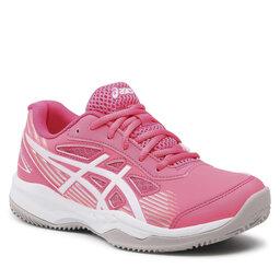 Asics Batai Asics Gel-Game 8 Clay/Oc Gs 1044A024 Pink Cameo/White 700