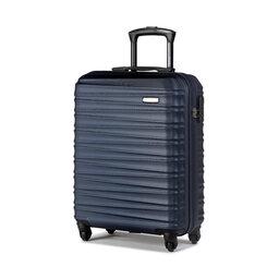 Wittchen Мала тверда валіза Wittchen 56-3A-311-91 Чорний