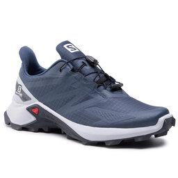 Salomon Взуття Salomon Supercross Blast 412842 27 V0 Dark Denim/Pearl Blue/Ebony