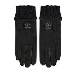 Strellson Чоловічі рукавички Strellson 3189 Black 001
