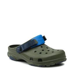 Crocs Шльопанці Crocs Classic All Terrain Clog 206340 Army Green/Navy