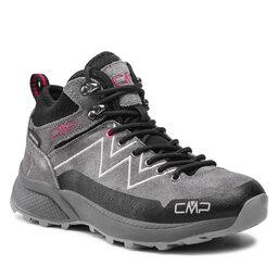 CMP Turistiniai batai CMP Kaleepso Mid Hiking Shoe Wp 31Q4916 Grey U862