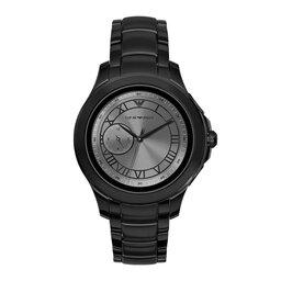 Emporio Armani Išmanusis laikrodis Emporio Armani Alberto ART5011 Black