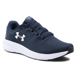 Under Armour Batai Under Armour Ua Charged Pursuit 2 3022594-401 Nvy