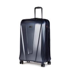 Wittchen Велика тверда валіза Wittchen 56-3P-123-90 Cиній