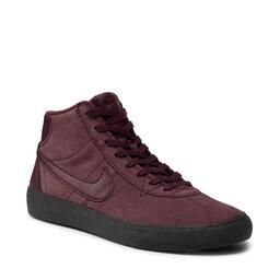 Nike Взуття Nike Sb Bruin Hi Prm AV3557 600 Burgundy Crush/Burgundy Crush