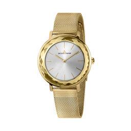Jacques Lemans Годинник Jacques Lemans 1-2054H Case Ss/Steel Ip/Gold