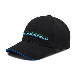 KARL LAGERFELD Бейсболка KARL LAGERFELD 215W3406 Black A999