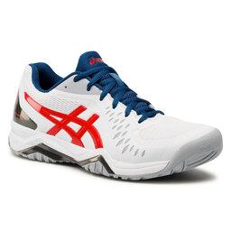 Asics Взуття Asics Gel-Challenger 12 1041A045 White/Classic Red 117