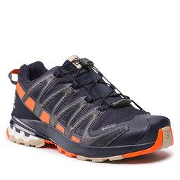 Salomon Взуття Salomon Xa Pro 3D V8 Gtx GORE-TEX 414444 28 V0 Night Sky/Red Orange/Safari
