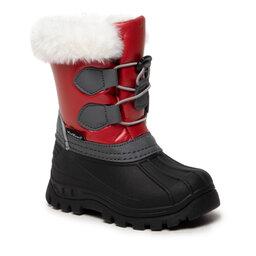 Kickers Sniego batai Kickers Sealsnow 653265-10 M Red/Black 41