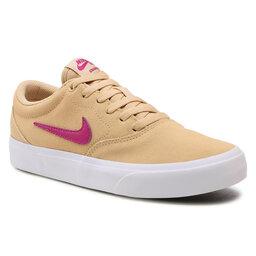 Nike Взуття Nike Sb Charge Suede CQ2470 200 Sesame/Cactus Flower/Sesame