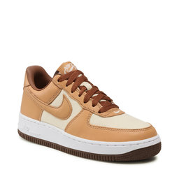Nike Взуття Nike Air Force 1 Qs DJ6395 100 Natural/Underbrush/Acorn