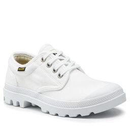 Palladium Туфлі Palladium Pampa Ox Orginale 75331-101-M White/White