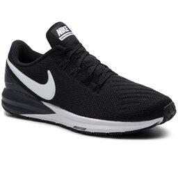 Nike Batai Nike Air Zoom Structure 22 AA1640 002 Black/White/Gridron