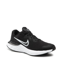 Nike Взуття Nike Renew Run 2 (GS) CW3259 005 Black/White/Dk Smoke Grey