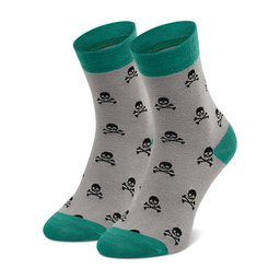Dots Socks Високі шкарпетки unisex Dots Socks SX-414-S Сірий
