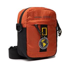 National Geographic Плоска сумка National Geographic Pouch N16980.69 Orange 69