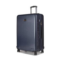 Puccini Велика тверда валіза Puccini Panama PC029A 7A Dark Blue