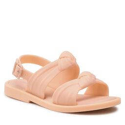 Melissa Босоніжки Melissa Velvet Sandal Inf 33484 Pink Glitter 50716