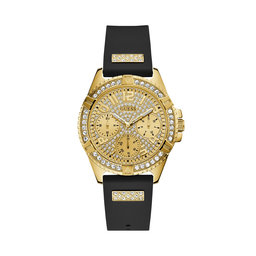 Guess Годинник Guess Lady Frontier W1160L1 BLACK/GOLD