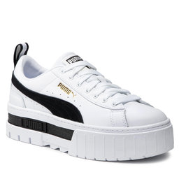 Puma Снікерcи Puma Mayze Lth Wn's 381983 01 Puma White/Puma Black